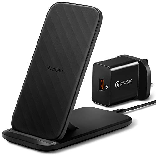 [All in One Package] Spigen SteadiBoost Convertible 15W Fast Wireless...