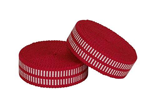 Samurai Bar Tape Lenkerband Tono Series, rot/weiß