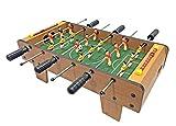 Popsugar - THXJ6025 Mini Foosball Table Football Game Table Toy for Kids, Multicolor