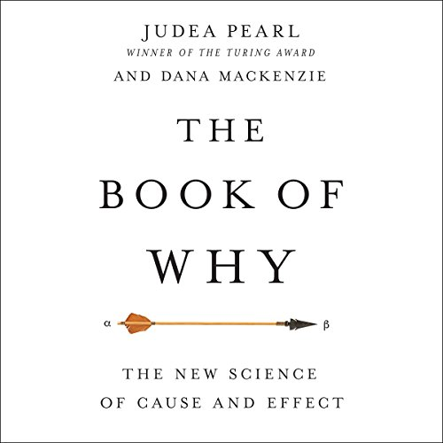 Couverture de The Book of Why