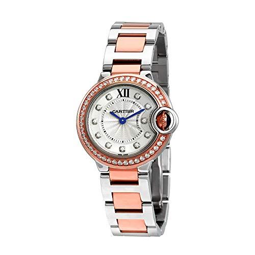 Cartier Ballon Bleu 28mm orologio da donna W3BB0009