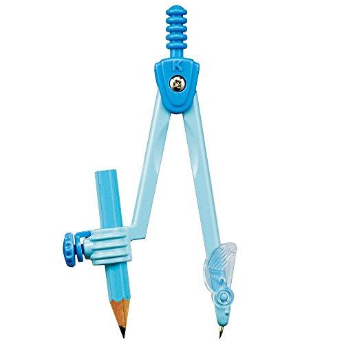 クツワ STAD コンパス 鉛筆用 CP211LB ライトブルー