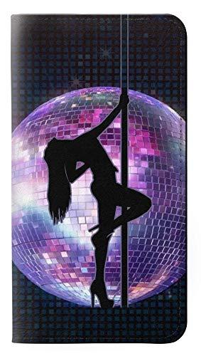 Innovedesire Sexy Girl Disco Pole Dance Caso del Tirón Funda Carcasa Case para iPhone 7 Plus, iPhone 8 Plus