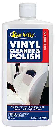 STAR BRITE Vinyl Cleaner, Polish & Protectant, 16 oz