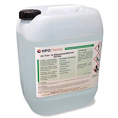 HPOChemie Teer- und Bitumenentferner - schnell wirksam - 2,5ltr.
