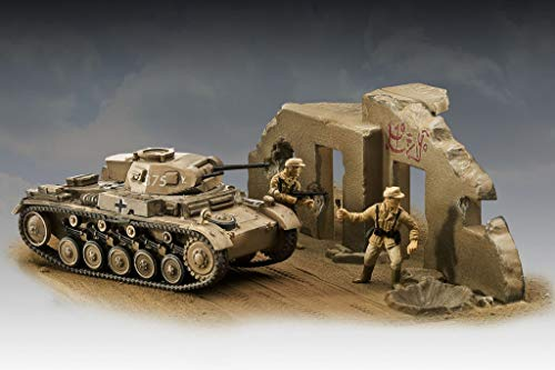 Revell - 3229 - Maquette Militaire - Panzer II Ausf. F
