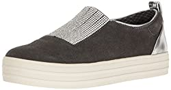 Street Double Up Fashion Charcoal Color Sneaker