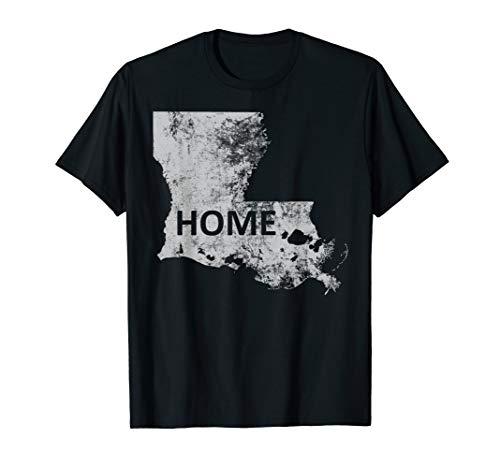 Home - Louisiana T-Shirt