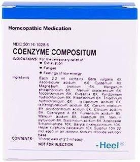 Heel/BHI Coenzyme Compositum 10 vials