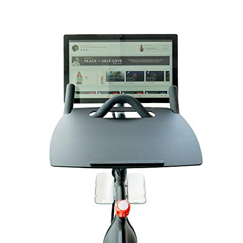 ATP Sports - Metal Laptop Stand for Peloton Bike - Does Not Fit Bike - Accessories for Peloton - Use Your Laptop While You Ride
