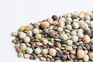 Sprouting Seeds Rainbow Bean Mix (Contains: Adzuki, Garbanzo, Green Pea, Lentil)- 40+ Premium Heirloom Seeds - ON Sale! - (Isla's Garden Seeds) - Non GMO - 92% Germination - Total Quality!