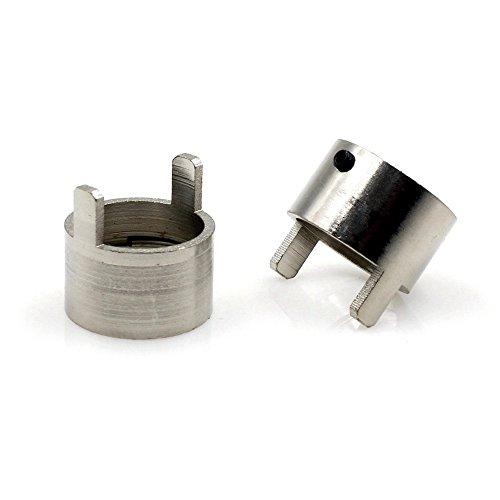 CV1117 Plasmaschneider, Abstandshalter für Trafimet Ergocut CB70 Schneidbrenner, 2 Stück