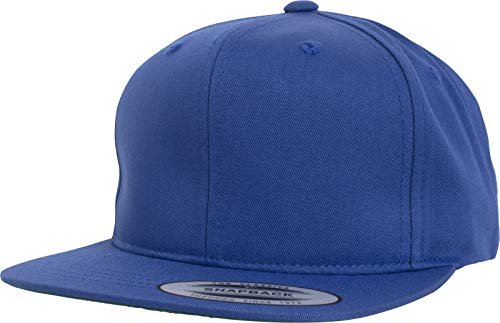 Flexfit Kinder Pro-Style Twill Snapback Youth Cap Kape, royal, 2-6 Jahre