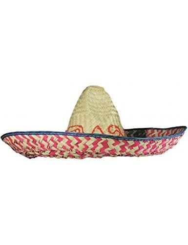 Chapeau Mexicain Paille