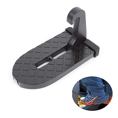 NEWX Auto Pedal Türstufe Klappleiter Fußrasten Fahrzeug Haken Pedal Einfacher Zugang Zum Auto Dach Auto Zubehör für SUV, RV, Geschäftsauto, Familienauto