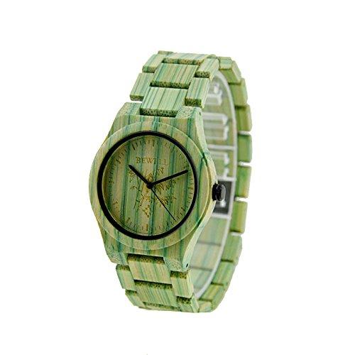 Relojes De Mano De Madera  marca Cqing