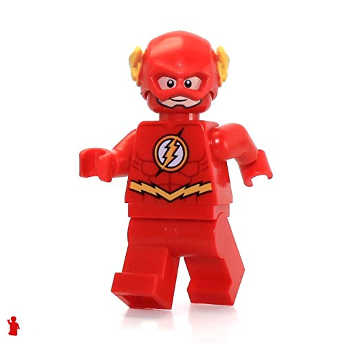 LEGO Super Heroes: Flash Minifigura