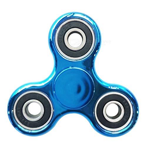 Spinner Dedo Dedo Brinquedo EDC Mão Tri-spinner Para O Autis