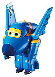 Jerome is the stunt flyer of the Super Wings team. He knows every dance style and often teaches others fun dance moves on the hit preschool Super Wings show. He is a born entertainer, enjoys the spotlight and loves to compete with his friend Jett. Bu...