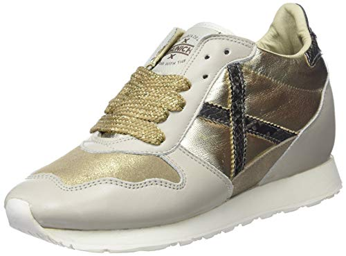 Munich Cloud, Zapatillas Unisex Adulto, Dorado (Dorado 18), 37 EU