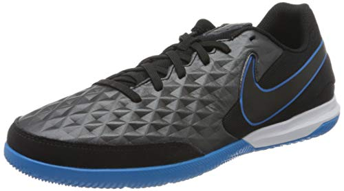 Nike Mens Legend 8 Academy Indoor Football Trainers, Black, 44 EU