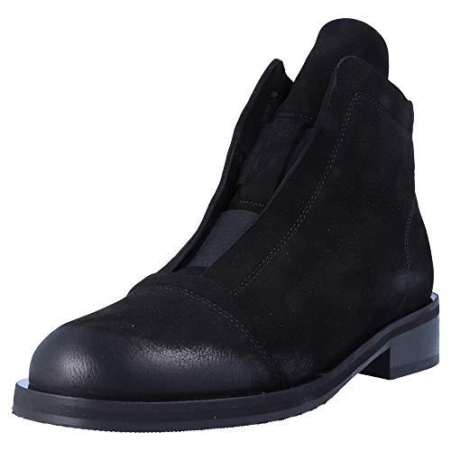 BABOOS 01.06 120 Negro Botas para Mujer, Tamaño:42 EU