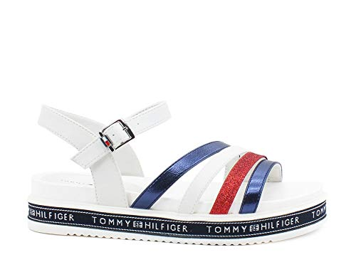 Tommy H. Sandalo Blue Red White T3A2-30652