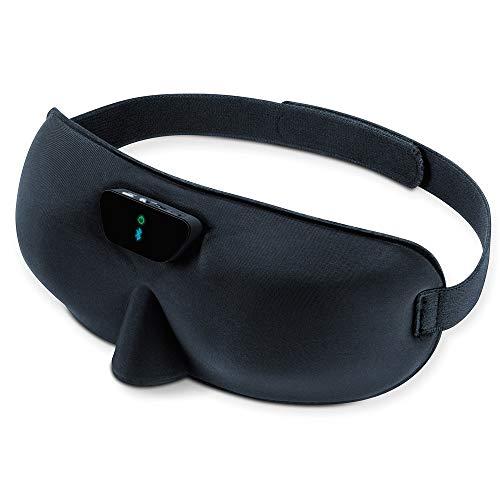 Beurer SL-60 - Máscara antironquidos con Bluetooth, color negro