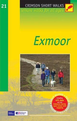 SW (21) EXMOOR/2: Leisure Walks for All Ages (Crimson Short Walks)