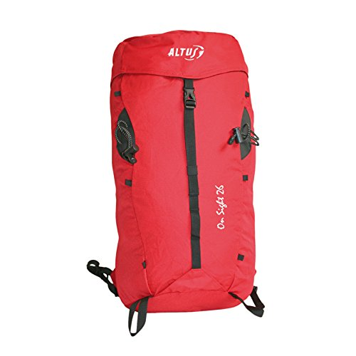 Altus On Sight - Mochila, Unisex, Color Rojo, Talla única