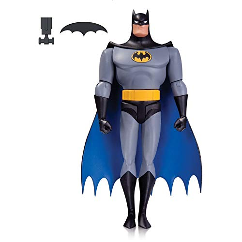 バットマン アニメイテッド 6インチ アクションフィギュア/Batman The Animated Series Batman Action Figure [並行輸入品]