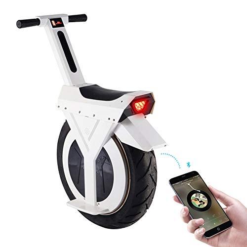 GHH Selbstausgleichender E-Scooter, somatosensorisches Einrad 17
