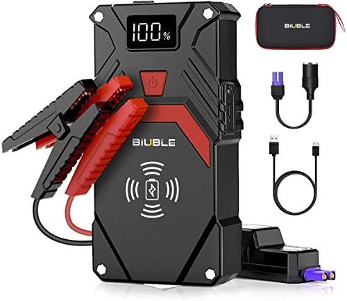 cargador bateria moto portatil Marca BIUBLE