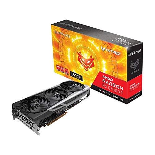 Nitro + AMD Radeon™ RX 6700 XT Gaming OC 12 GB GDDR6 HDMI / Triple DP