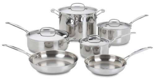 Cuisinart Stainless Steel Cookware Review