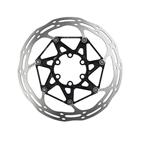 Disco Sram Centerline Red.180Mm (Torn.Tit.Inc) Neg, diseño de dos piezas