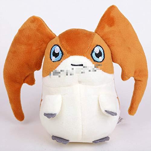panggedeshoop Stofftier Anime Cartoon Digimon Abenteuer Patamon Plüschtier Soft Stuffed Dolls 6