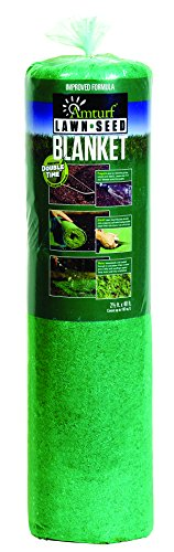 Amturf 25260 Sun and Shade Mix Central States/Northern Lawn Seed Blanket