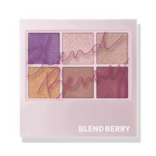 BLEND BERRY / ブレンドベリー / オーラクリエイション / 004 プラム&メタリックウォーム / 6g / アイシャドウ / アイシャドウパレット