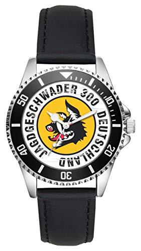 KIESENBERG Uhr - JG 300 Jagdgeschwader Deutschland Geschenk Artikel Fan L-20894