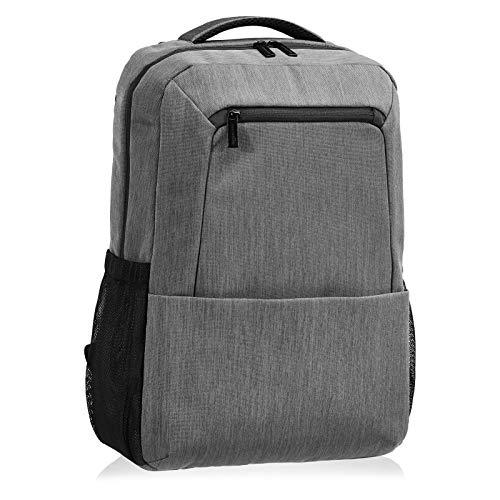"""Amazon Basics - zaino professionale per laptop da 15,5"""", grigio"""