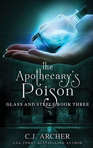 The Apothecary s Poison Glass and Steele product image