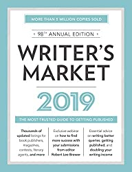Gifts for aspiring writers like Writer's Market 2019