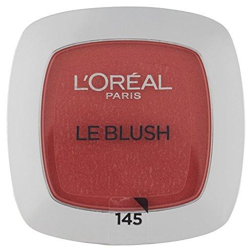 LOréal Paris, rouge med medföljande borste, True Match Blush, nyans: Bois De Rose 145, 5 g