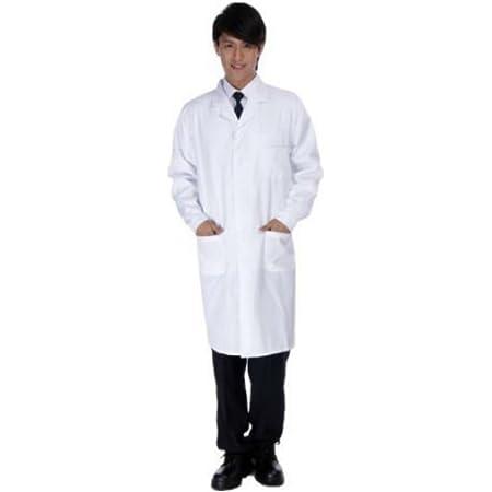メンズドクター コスチューム 白 メンズ Lサイズ