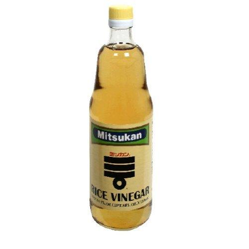Mizkan Rice Vinegar Rice, 24-fl. Ounce (Pack of 3)