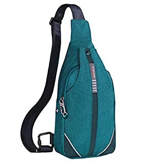 Waterfly Small Crossbody Sling Anti Theft Backpack