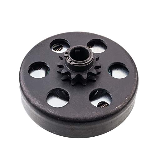 MOOSUN Go Kart/Mini Bike Centrifugal Clutch 5/8 Bore #35 Chain 11 Tooth