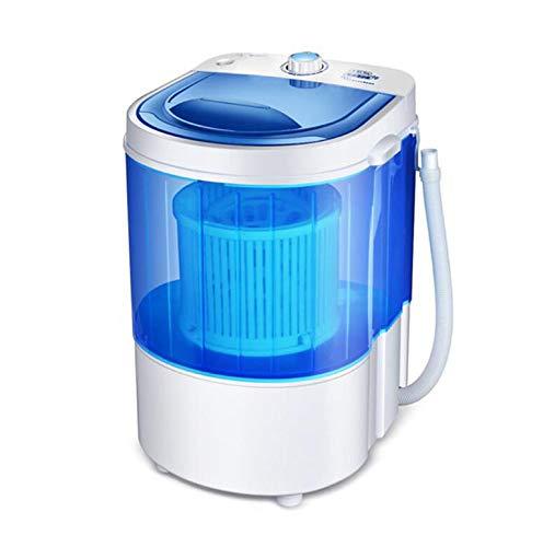 4 kg kapacitet mini tvättmaskin kompakt bänk toppbricka snurra med dräneringskorg och dräneringsslang topp öppen mekanisk kontroll uttorkade kilo 1 kg