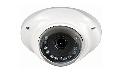 Yuany Camera, Dome Mini Analoog 180 Graden Groothoek vis-oog lens Hoge resolutie Sony Effio-E 700TVL CCD fisheye panorama mini Vandaalbestendige Dome cctv camera